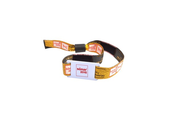 Low cost Ultralight chips rfid wristband for event or ticket for concert